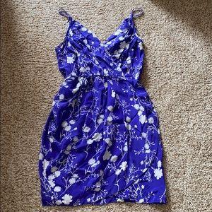 "Yumi Kim ""Jayne"" purple floral dress"